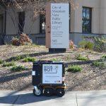 Biblioteka w Dolinie Krzemowej zaczęła wysyłać robota po nieoddane książki