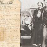 W trakcie swej przestępczej działalności Bonnie i Clyde pisali wiersze! Notes z ich twórczością trafi na aukcję