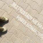 """Marek Nowakowski wraca na warszawskie ulice. Rusza kampania """"Licz się ze słowami"""""""