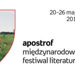 Jerofiejew, ?sbrink, Tochman, Zagajewski, Rusinek, Winnicka i inni dołączają do grona gwiazd festiwalu Apostrof 2019