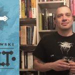 """Łukasz Orbitowski w humorystycznym wydaniu! Nowa powieść """"Kult"""" ma być komedią w klimacie """"Przygód dobrego wojaka Szwejka"""""""