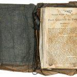 """Pokazano egzemplarz książki """"David Copperfield"""" czytany przez członków tragicznej ekspedycji Terra Nova na biegun południowy"""