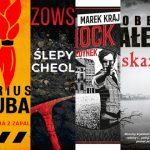 Poznaliśmy książki nominowane do konkursu o Grand Prix Festiwalu Kryminalna Warszawa