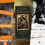 Bednarz, Fryczkowska, Kowalska, Ryciak i Szpila nominowane do Nagrody Literackiej Gryfia 2019