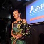 Ula Ryciak otrzymała Nagrodę Literacką dla Autorki Gryfia 2019