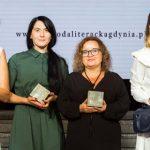 Nagroda Literacka Gdynia jest kobietą! Rudzka, Drenda, Lebda i Sochańska otrzymały gdyńskie Kostki Literackie