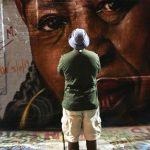 Uhonorował zmarłą noblistkę Toni Morrison muralem