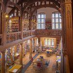 Biblioteka Gladstone'a ? jedyna biblioteka w Wielkiej Brytanii, która jest również hotelem