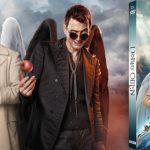 """""""Dobry omen"""" ? serial na podstawie powieści Neila Gaimana i Terry'ego Pratchetta już dostępny na DVD!"""