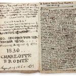 Malutka książeczka wykonana własnoręcznie przez Charlotte Brontë wraca do domu, w którym została napisana 189 lat temu
