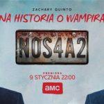 """""""NOS4A2"""" ? polska premiera serialu na podstawie powieści Joego Hilla zapowiedziana na 9 stycznia"""