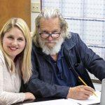 Jeff Bridges zilustrował książkę dla dzieci, którą napisała jego córka