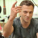 Grzegorz Damięcki czyta w radiowej Dwójce biografię Tyrmanda