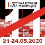 Warszawskie Targi Książki 2020 zostały odwołane. Czy jest szansa na wydarzenie o mniejszej skali jesienią?
