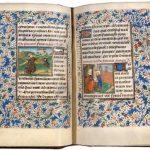 Naukowcy odkryli sekret niebieskiego atramentu używanego do iluminowania średniowiecznych ksiąg