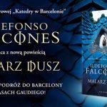 """Targana napięciami Barcelona na początku XX wieku. Przeczytaj fragment powieści """"Malarz dusz"""" Ildefonsa Falconesa"""
