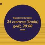 Ogłoszenie laureatów Nagrody Literackiej m.st. Warszawy już dziś online