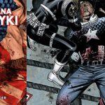 """Zabójstwo ikonicznej postaci ? recenzja komiksu """"Śmierć Kapitana Ameryki"""" Eda Brubakera, Steve'a Eptinga i in."""