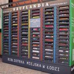 W Łodzi uruchomiono pierwszą w Polsce samoobsługową bibliotekę. Nazywa się Szuflandia i można z niej wypożyczać książki całodobowo