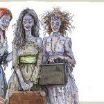 """Jak trzy dziewczyny z pałacu zostały duchami. Przeczytaj fragment powieści """"Upiór w ruderze"""" Andrzeja Pilipiuka"""