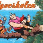 Kajko i Kokosz pierwszym polskim komiksem, który ukaże się w Danii