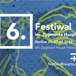 6. edycja Festiwalu im. Zygmunta Haupta pod koniec września w Gorlicach