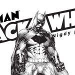 """Mroczny Rycerz w czerni i bieli. Pierwsze pełne wydanie komiksu """"Batman: Black & White"""" już w sprzedaży"""