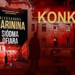 """Wygraj egzemplarze kryminału """"Siódma ofiara"""" Aleksandry Marininy [ZAKOŃCZONY]"""
