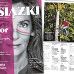 """Nowy numer """"Książek. Magazynu do czytania"""" z Joanną Bator na okładce już w sprzedaży"""