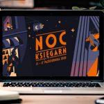 Festiwal Noc Księgarń 2020 tylko w formie online. Jedynie zakupy książkowe po zmroku również w tradycyjnej formie