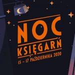 Noc Księgarń 2020 już w połowie października. Ogłoszono program drugiej odsłony festiwalu