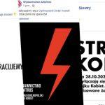 Polscy wydawcy przyłączają się do Strajku Kobiet. Wiele oficyn dziś nie pracuje