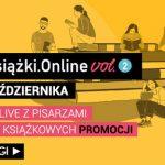 TargiKsiazki.Online po raz drugi. Spotkania z pisarzami, konkursy i promocje już od dziś w internecie