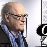 """Zmarł argentyński autor komiksów Quino, twórca serii """"Mafalda"""""""