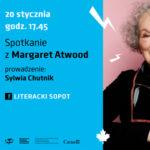 Margaret Atwood spotka się online z polskimi czytelnikami! Wydarzenie nie będzie archiwizowane, można w nim wziąć udział tylko w czasie rzeczywistym