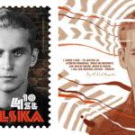 100. rocznica urodzin Krzysztofa Kamila Baczyńskiego: Poczta Polska wypuściła okolicznościowy znaczek, w Warszawie odsłonięto mural poświęcony poecie