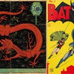 Tintin i Batman sprzedani za miliony. Rekordowe ceny na aukcjach komiksowych
