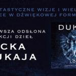 """Wszystkie książki Jacka Dukaja ukażą się w formie audiobooków. Na początek premiera 50-godzinnego """"Lodu"""""""