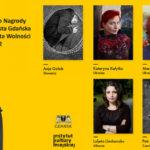 Ogłoszono nominacje do Nagrody Literackiej Europejski Poeta Wolności 2022