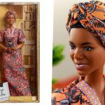 Firma Mattel wypuściła lalkę Barbie z wizerunkiem Mayi Angelou