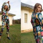 Spadkobiercy Agathy Christie podjęli współpracę z projektantką mody Karen Mabon. Do sprzedaży trafiła luksusowa jedwabna piżama i apaszki z wzorami nawiązującymi do twórczości pisarki