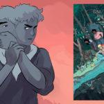 """Wzruszająca opowieść o tym, jak tracimy cenny czas, który mamy – recenzja komiksu """"Dni, których nie znamy"""" Timothégo Le Bouchera"""