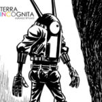 """Uciekająca opowieść – recenzja komiksu """"Terra Incognita"""" Łukasza Ryłki"""