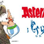 W 39. albumie swoich przygód Asteriks i Obeliks wyruszą na poszukiwania mitycznego gryfa