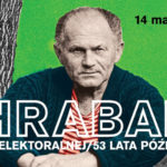 Hrabal na Elektoralnej – wieczór z udziałem Agnieszki Holland z okazji 53. rocznicy jedynego spotkania Bohumila Hrabala z polską publicznością