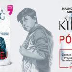"""Jamie i jego wyjątkowy dar. Przeczytaj przed premierą fragment nowej powieści Stephena Kinga """"Później"""""""